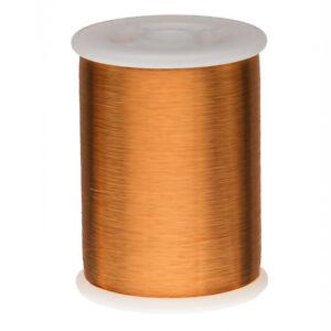 42 awg gauge heavy formvar copper magnet wire 10 lbs 49600 00029 image is loading 42 awg gauge heavy formvar copper magnet wire keyboard keysfo Choice Image