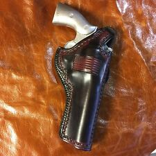 "Ruger Super RedHawk, Ruger Red Hawk 51/2"" Barrel 44 Magnum,45LC Leather Holster"