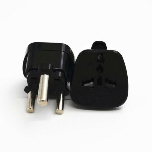 AU UK US to Big South Africa Power Socket Plug Travel Adapter Converter UK STOCK