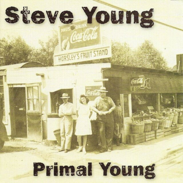 Steve Young: Primal Young - CD (2000)