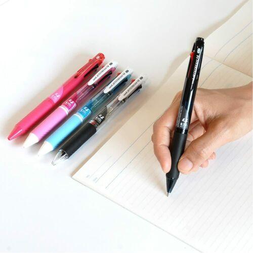 Uni Jetstream 4 Color 0.7 mm Ballpoint Multi Pen Clear SXE450007.T Japan