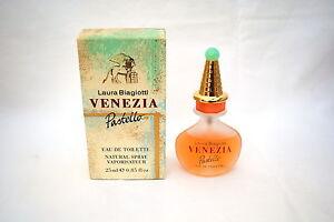 Venezia-Pastello-LAURA-BIAGIOTTI-for-women-25-ml-VINTAGE-RARO-EDT