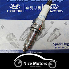 Spark Plug Genuine Parts 4EA 1884610060 For Hyundai Elantra GT i30 2012 2015