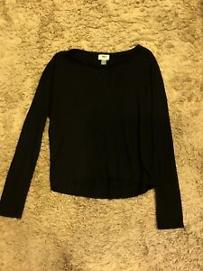 Old-Navy-Black-Top-Size-Small