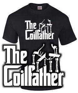 COILFATHER DAMPFER T-Shirt dampfen vape shirt verdampfer wickeln ...