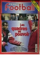 FRANCE-FOOTBALL-No-2600-06-02-1996-TIGANA-LUIS-FERNANDEZ