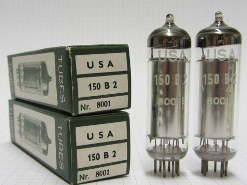 150B2   Stabilisator Röhre  2 Stück  NEU und OVP  alter Lagerbestand