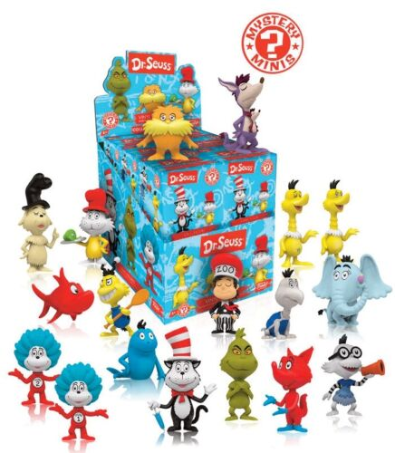 Dr.Seuss Figurine Select Funko Mystery Minis