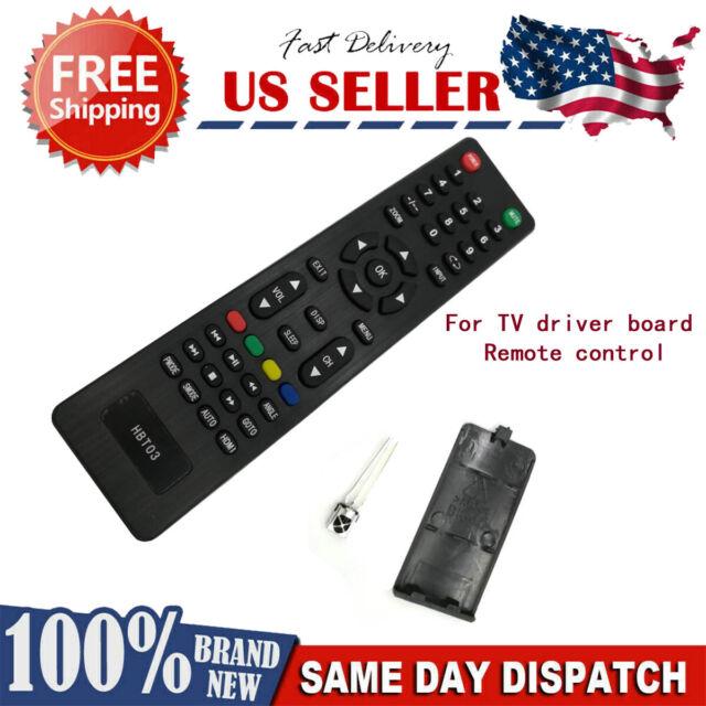 Rremote control For SKR.03 5-in-1 TV driver board repair ...