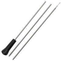 Vfg 3-piece Cleaning Rod For Rifles - .22 - 6.5mm (88cm Cleaning Length)