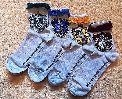 Harry Potter Women/'s Socks Primark Gryffindor Slytherin Hufflepuff Ravenclaw