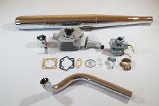Kreidler Florett K54 LF LH TM OM 70ccm Tuning Kit Zylinder Auspuff Vergaser NEW