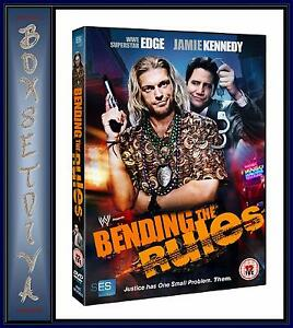 BENDING THE RULES - Edge & Jamie Kennedy **BRAND NEW DVD **