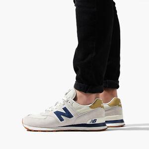 Sneakers NEW BALANCE ML574LGI Beige