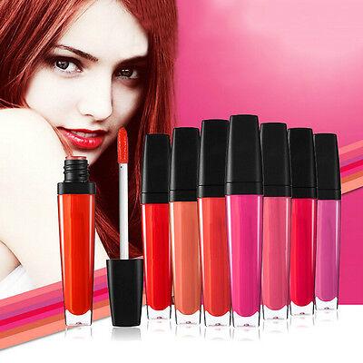 New Sexy Waterproof Liquid Matte Long Lasting Lipstick Lip Gloss Lip Stick Women