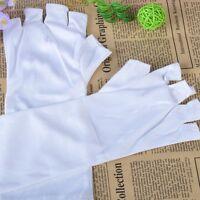 1pair Nail Anti UV Gloves for UV Light Lamp Radiation Protection
