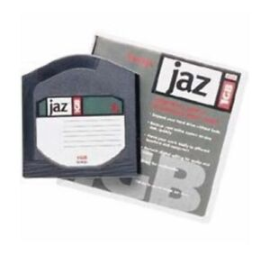 Genuine-Iomega-Brand-Jaz-1GB-Disk-Media-Formatted-amp-Tested-Qty-avail