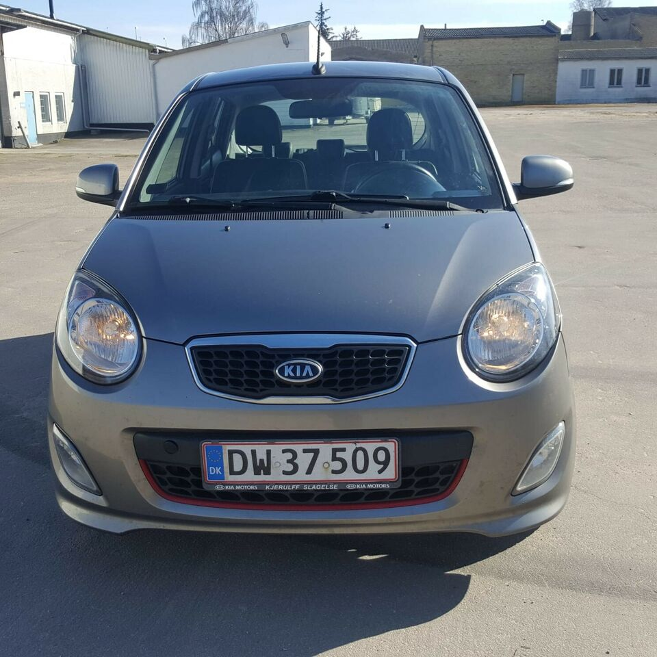 Kia Picanto, 1,1 Style+, Benzin