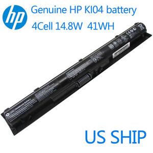 Genuine-KI04-K104-Battery-for-HP-Pavilion-14-15-17-ab000-HSTNN-LB6S-800049-001