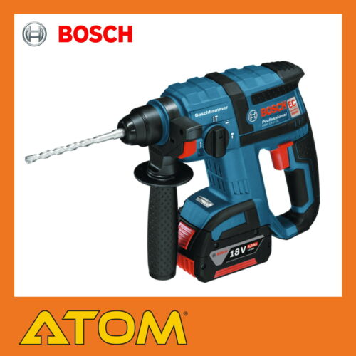 Bosch Drill Hammer Rotary Brushless 3 Mode Professional GBH 18 VEC