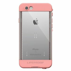 LifeProof Nuud Waterproof Pink Case for Apple iPhone 6s for sale ... fae4b77e86