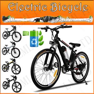 26-034-250W-Electric-Bicycle-Bike-Ebike-Mountain-Beach-w-36V-Lithium-Battery-Durable