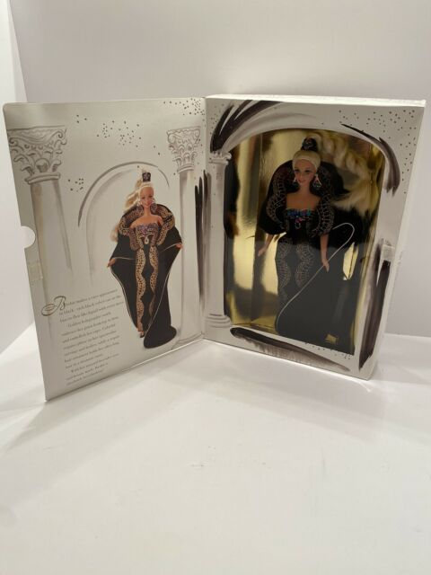"""Mattel 1995 Classique Collection, """"Midnight Gala Barbie"""" VTG Limited Edition NEW"""