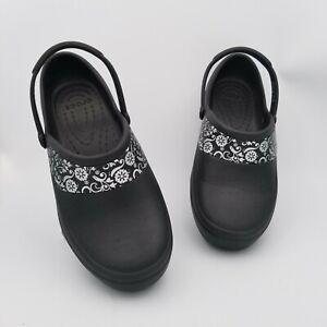 Crocs Womens Mercy 10876 Black Comfort