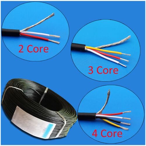 UL2547 Audio Signal Wire Shielded Wire Multicore Tinned Copper 24AWG 26AWG 28AWG