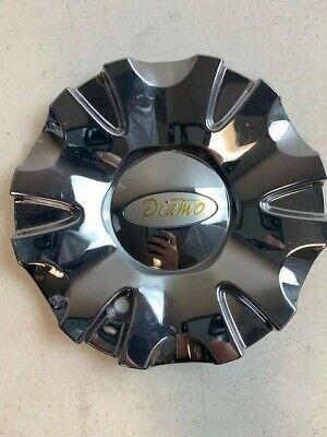 Vision Wheels Screw Kit C411-8L Chrome Center Cap 2 Screws Included