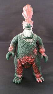 Vintage Geronimon 1983 Kaiju Bandai Ultraman Hyata Monster