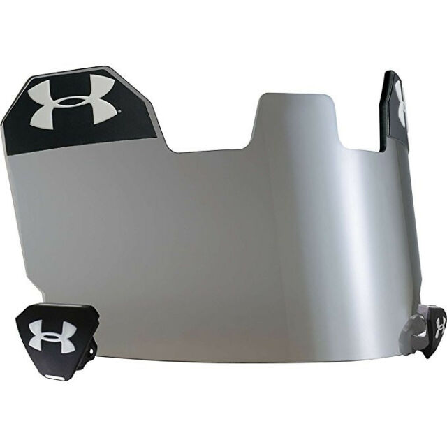 Under Armour Football Visor Adult Size Gray Color with Multiflection 9903 b69e195ff