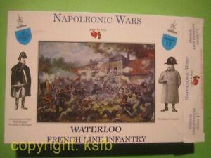1-32-A-Call-to-Arms-17-Napoleon-Frankreich-Linien-Infanterie-Figuren-Soldaten