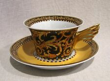 Rosenthal Barocco Versace Cup and Saucer