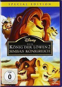 Der-Konig-der-Lowen-2-Simbas-Konigreich-Special-Edition-DVD-etat-bon