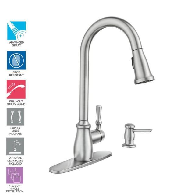 Moen Kitchen Faucet Replacement Sprayer Fit S 67315 87315 7385 6738 87540 For Sale Online Ebay