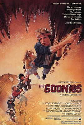 """B THE GOONIES Movie Poster Licensed-NEW-USA 27x40/"""" Theater Size"""