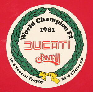 DUCATI-PANTAH-TT2-F2-DECAL-AS-FITTED-TO-WORKS-RACERS