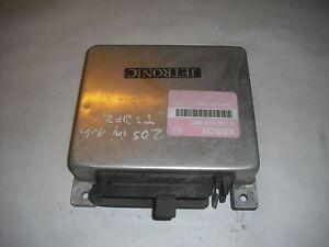 calculateur bosch une prise 0280000345 ( ref 3190 )