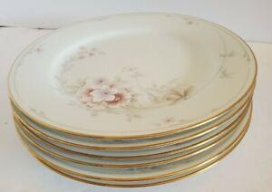 Noritake-Legendary-Shrewsbury-Bread-Plate-Set-of-6-Plates-Philippines-3490