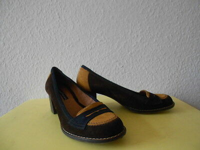 Schuhe Pumps Görtz Shoes Gr.37 Leder