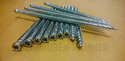 Fensterrahmenschrauben Rahmenschrauben Fensterschrauben Zylinderkopf TX 30