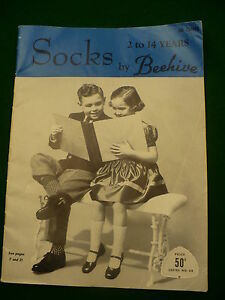Beehive-socks-knitting-pattern-book-ribbed-party-striped-hounds-tooth-arrowhead