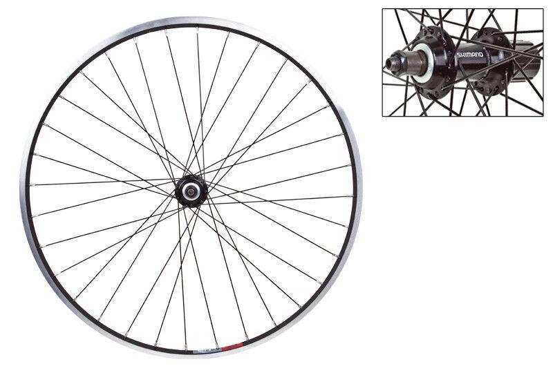 WM Wheel Rear 26x1.5 559x19 Aly Bk Msw 36 Tx800 8-10scas bk 135mm 14gbk