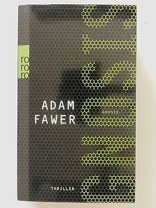 Adam-Fawer-Gnosis-Roman-Thriller-rororo-Verlag