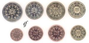 Portugal Kursmünze - wählen Sie von 1 Cent - 2 Euro und alle Jahre - Neu