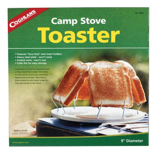 Coghlan/'s Camp Stove Grille-pain 504D CAMPING RANDONNÉE D/'URGENCE Disaster Survival Bob