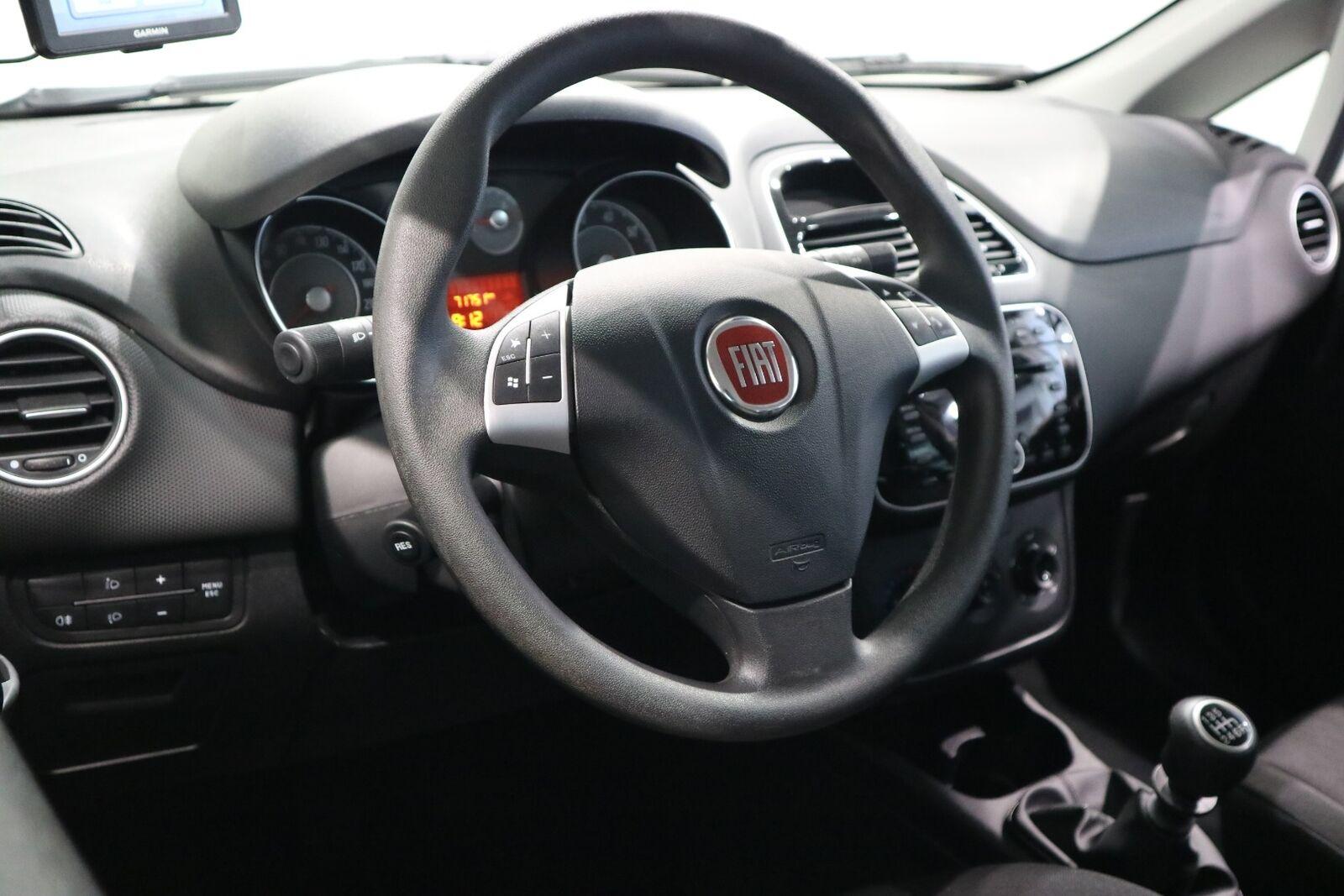 Fiat Punto 0,9 TwinAir 85 - billede 7