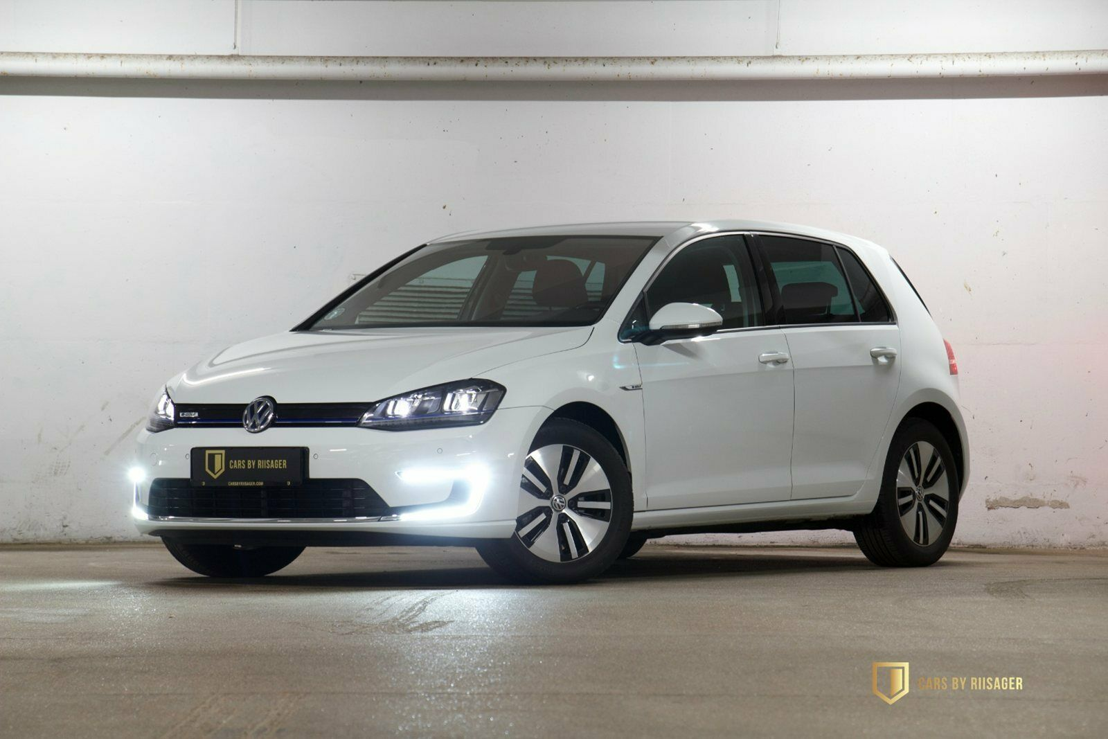 VW e-Golf VII   5d - 210.000 kr.