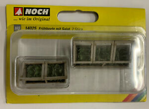 NOCH-14025-Gauge-H0-Fuhbeete-With-Salad-New-Original-Packaging